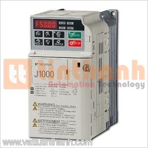 CIMR-JTBA0006BAA - Biến tần J1000 1 pha 200-240VAC 1.1KW Yaskawa