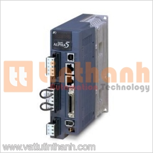 RYT501C5-VS2 - Servo amplifier VS Single-phase or 3-phase 200 to 240VAC 0.5kW Fuji Electric