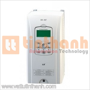 SV0008IS7-4NO - Biến tần 3 pha 380VAC SV-iS7 0.75KW LS