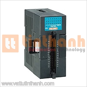 FBs-24XYR - Mô đun Digital I/O 14DI/10DO Relay - Fatek TT