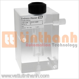 Flowfit CCA151 - Thiết bị flow assembly Endress+Hauser