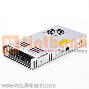 SE-350-3.3 - Bộ nguồn AC-DC 350W 3.3V 60A Mean Well