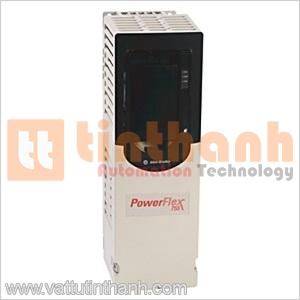 20G11RC3P5JA0NNNNN - Biến tần Powerflex 755 3P 380V 1.5KW AB